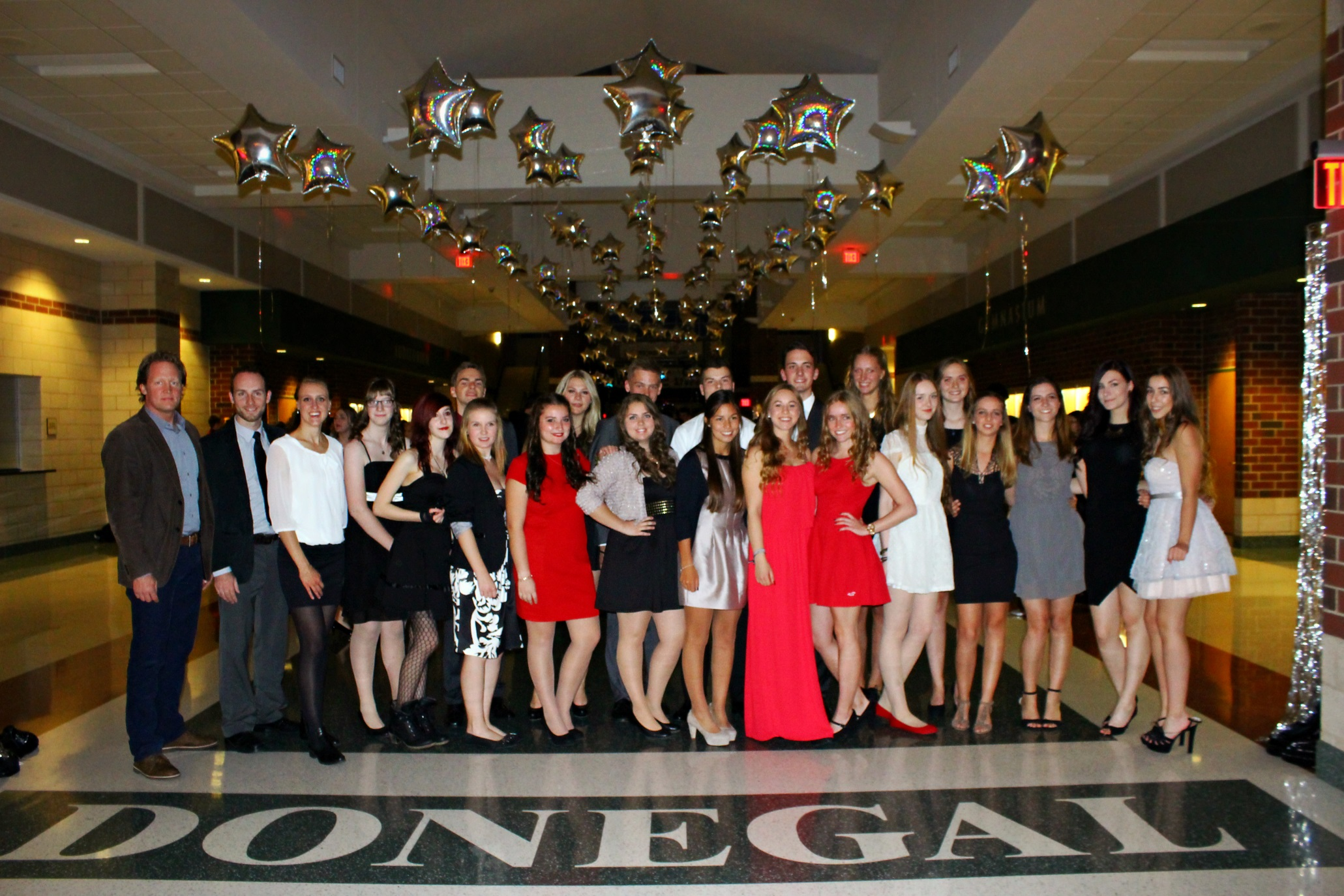 Donegal GAPP homecoming dance